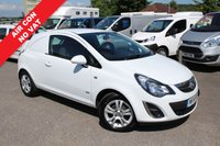 USED 2014 14 VAUXHALL CORSA 1.2 SPORTIVE CDTI 1d 94 BHP Air Conditioning, One Owner.