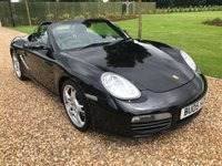 USED 2005 05 PORSCHE BOXSTER 3.2 24V S 2d 280 BHP HEATED LEATHER