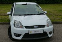 USED 2007 57 FORD FIESTA 2.0 ST 16V 3d 148 BHP STUNNING LITTLE SPORTY HATCH** £0 DEPOSIT FINANCE AVAILABLE
