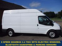 2011 FORD TRANSIT 350 LWB HIGH ROOF WITH 6 SPEED GEARBOX & FULL HISTORY £7000.00