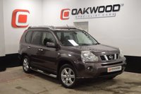 USED 2008 58 NISSAN X-TRAIL 2.0 ARCTIX EXPEDITION DCI 5d 170 BHP *SAT NAV* FULL SERVICE HISTORY + 2 KEYS
