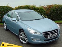 USED 2013 63 PEUGEOT 508 2.0 ALLURE HDI 4d AUTOMATIC * FULL SERVICE HISTORY * AUTOMATIC *128 POINT AA INSPECTED*