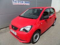 2013 SEAT MII 1.0 S A/C 5 DOOR LOW MILEAGE £20 TAX LOW INSURANCE GROUP £5295.00