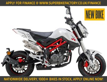 2019 BENELLI TNT ALL TYPES OF CREDIT ACCEPTED £1991.00