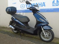 USED 2013 13 PIAGGIO FLY 125cc,DARK BLUE, **HPI CLEAR**  **FULL SERVICE HISTORY**