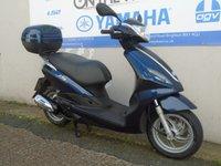 USED 2013 13 PIAGGIO FLY 125cc,DARK BLUE, **HPI CLEAR**  **FULL SERVICE HISTORY**