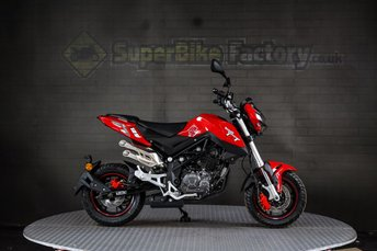 2019 BENELLI TNT ALL TYPES OF CREDIT ACCEPTED £2091.00