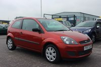 2007 FORD FIESTA 1.2 STYLE 16V 3d 78 BHP £2195.00