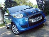 2010 CITROEN C1 1.0 SPLASH 5d 68 BHP £2999.00