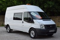 USED 2012 62 FORD TRANSIT 2.4 350 H/R 1d 115 BHP