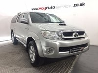 USED 2010 TOYOTA HI-LUX 3.0 INVINCIBLE 4X4 D-4D DCB 1d 169 BHP *** VERY CLEAN FOR YEAR ***