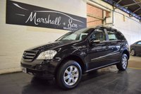 USED 2006 56 MERCEDES-BENZ M CLASS 3.0 ML320 CDI SE 5d AUTO 222 BHP