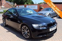 USED 2012 12 BMW M3 4.0 M3 2d AUTO 415 BHP FULL MAIN DEALER SERVICE HISTORY, LOW MILLAGE,