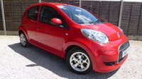 USED 2010 60 CITROEN C1 1.0 VTR PLUS 5dr £20/yr Tax, Air Conditioning
