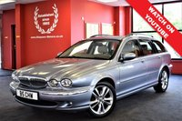 USED 2006 56 JAGUAR X-TYPE 3.0 V6 SE SOVEREIGN 5d AUTO 231 BHP