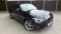 USED 2011 61 BMW 1 SERIES 2.0 118D SE 5dr £30/yr Tax, Xenons, PDC