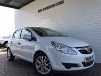 USED 2009 59 VAUXHALL CORSA 1.2 ACTIVE PLUS 5d 80 BHP