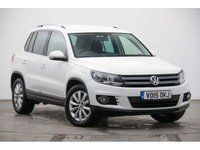 2015 VOLKSWAGEN TIGUAN 2.0 MATCH TDI BLUEMOTION TECHNOLOGY 5d 140 BHP £SOLD