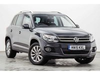 2015 VOLKSWAGEN TIGUAN 2.0 MATCH TDI BLUEMOTION TECH  DSG 5d AUTO 4 MOTION 140 BHP  £SOLD