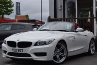 USED 2011 11 BMW Z4 2.5 Z4 SDRIVE23I M SPORT HIGHLINE EDITION 2d AUTO 201 BHP OVER £7350 PF OPTIONAL EXTRAS