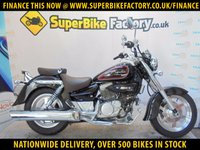 USED 2016 65 HYOSUNG GV125 AQUILA CN  GOOD & BAD CREDIT ACCEPTED, OVER 500+ BIKES
