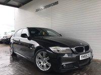 2009 BMW 3 SERIES 2.0 318D M SPORT 4d 141 BHP £7995.00