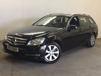 USED 2013 13 MERCEDES-BENZ C CLASS 2.1 C220 CDI BLUEEFFICIENCY EXECUTIVE SE 5d AUTO 168 BHP SAT NAV LEATHER ONE OWNER FSH SATELLITE NAVIGATION. STUNNING BLACK MET WITH FULL BLACK LEATHER TRIM. CRUISE CONTROL. 16 INCH ALLOYS. COLOUR CODED TRIMS. PARKING SENSORS. BLUETOOTH PREP. CLIMATE CONTROL. R/CD PLAYER. MFSW. MOT 05/18. ONE OWNER FROM NEW. FULL SERVICE HISTORY. PRISTINE CONDITION. FCA FINANCE APPROVED DEALER. TEL 01937 849492