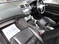 USED 2007 07 HONDA ACCORD 2.0 EXECUTIVE VTEC 4d 155 BHP **TRADE SALE** **TRADE SALE - PART EXCHANGE TO CLEAR**