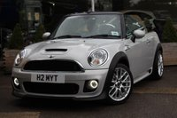 USED 2014 64 MINI CONVERTIBLE 1.6 COOPER S 2d 184 BHP