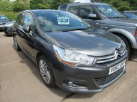 USED 2012 62 CITROEN C4 1.6 EXCLUSIVE 5d 118 BHP