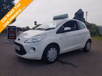 USED 2011 11 FORD KA 1.2 EDGE 3d 69 BHP The Car Finance Specialists , Free 06 month Rac warranty Included