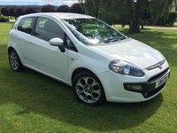 2011 FIAT PUNTO EVO 1.4 GP 3d 77 BHP £4290.00