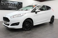 USED 2014 64 FORD FIESTA 1.6 ZETEC S TDCI 3d 94 BHP HATCHBACK