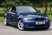 2013 BMW 1 SERIES 2.0 118D SPORT PLUS EDITION 2d AUTO 141 BHP £14980.00