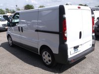 USED 2008 58 VAUXHALL VIVARO 2.0 CDTI 2700 WITH TWIN SIDE DOORS CLEAN VAN WITH NO VAT TO PAY!