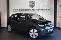 USED 2014 14 BMW I3  I3 5DR AUTO 168 BHP + FULL BMW SERVICE HISTORY + 1 OWNER FROM NEW + PRO SATELLITE NAVIGATION + BLUETOOTH + CRUISE CONTROL + CLIMATE CONTROL + RAIN SENSORS + DAB RADIO + COMFORT PACKAGE + PARKING SENSORS + 19 INCH ALLOY WHEELS +
