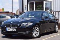 2012 BMW 5 SERIES 2.0 520D SE 4d 181 BHP £12484.00