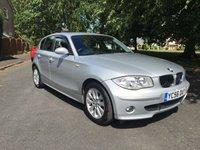 2006 BMW 1 SERIES 2.0 118D SE 5d 121 BHP £3995.00