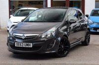 2014 VAUXHALL CORSA 1.2 LIMITED EDITION 3d 83 BHP £6290.00