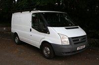 2010 FORD TRANSIT 2.2 260 LR 1d 85 BHP £2495.00