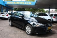 USED 2011 11 AUDI A1 1.6 TDI SE 3dr 103 BHP EXCELLENT RATES FROM 4% FLAT