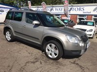 USED 2011 61 SKODA YETI 2.0 SE TDI CR 4X4 5d 109 BHP 0% FINANCE AVAILABLE PLEASE CALL 01204 317705