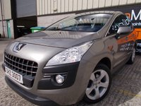 USED 2011 PEUGEOT 3008 1.6 SPORT HDI 5d AUTO 112 BHP Excellent condition, Mid Size SUV, No Deposit Necessary, Finance Available
