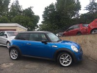 2009 MINI HATCH COOPER 1.6 COOPER S 3d 172 BHP £4995.00