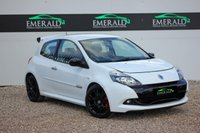 USED 2009 59 RENAULT CLIO 2.0 RENAULTSPORT 3d 197 BHP **£0 DEPOSIT FINANCE AVAILABLE**SECURE WITH A £99 FULLY REFUNDABLE DEPOSIT**FULL BLACK LEATHER INTERIOR**FACTORY OPTIONED RENAULTSPORT REAR SPOLIER**GLOSS BLACK ALLOYS**RED BRAKE CALIPERS**EXTENDED AA WARRANTY AVAILABLE**SERVICE PLANS AVAILABLE**