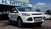 USED 2014 14 FORD KUGA 1.6 ZETEC Eco Boost 147 BHP 2wd Family Run Business 40 Years