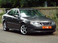 2007 SAAB 9-3 1.9 TID VECTOR 4dr AUTO  £3250.00