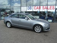USED 2008 08 AUDI A4 1.8 TFSI SE 4d 160 BHP £0 DEPOSIT, LOW RATE FINANCE ANYONE, DRIVE AWAY TODAY!!
