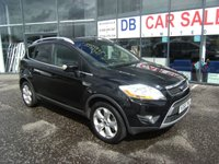 USED 2008 58 FORD KUGA 2.0 ZETEC TDCI AWD 5d 134 BHP £0 DEPOSIT, LOW RATE FINANCE ANYONE, DRIVE AWAY TODAY!!