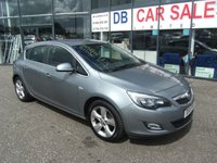 USED 2011 11 VAUXHALL ASTRA 1.6 SRI 5d AUTO 113 BHP £0 DEPOSIT, LOW RATE FINANCE ANYONE, DRIVE AWAY TODAY!!